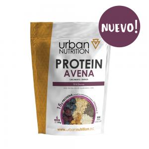 Avena proteina cereal whey protein isolate isolatada